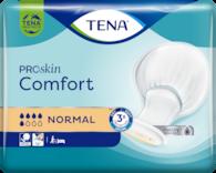 TENA Comfort Normal - Stort anatomisk udformet inkontinensprodukt, åben ble for en sund hud