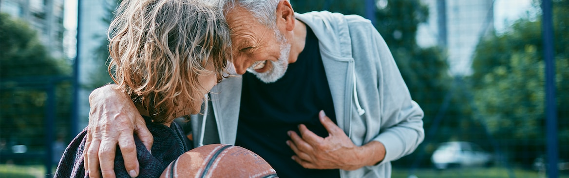 Mantenerte activo con incontinencia y pérdidas de orina