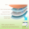 TENA Incontinence Ultra Thin Pad has an absorbent core for bladder leakage protection