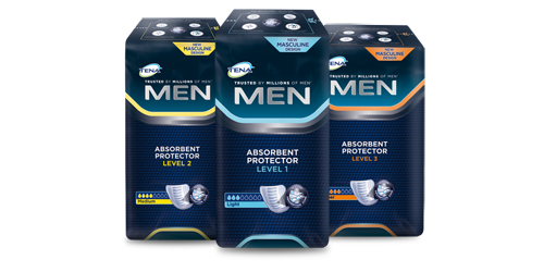 Productos de TENA Men