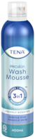 TENA ProSkin Wash Mousse | Gentle no rinse cleansing foam