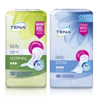 TENA Lady Slim Normal i Lady Extra