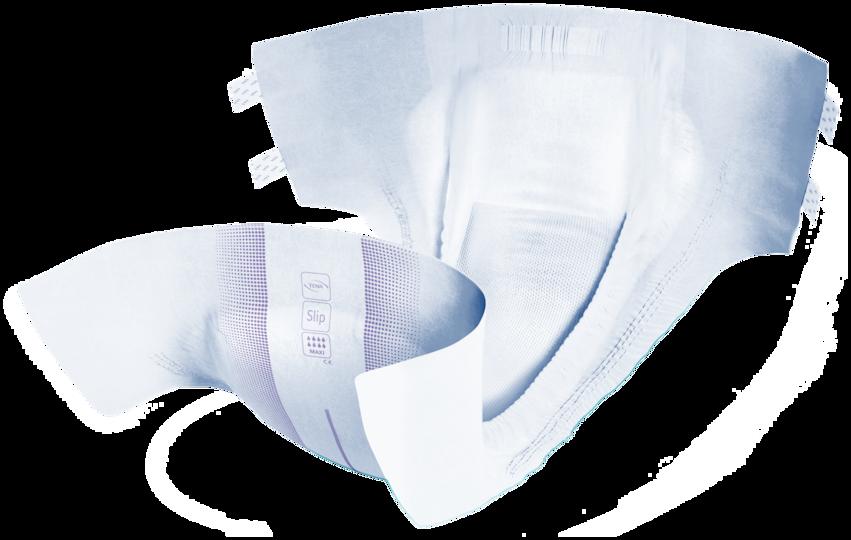 TENA Slip Active Fit Maxi | Absorberande inkontinensskydd i vuxenstorlek med plastad baksida