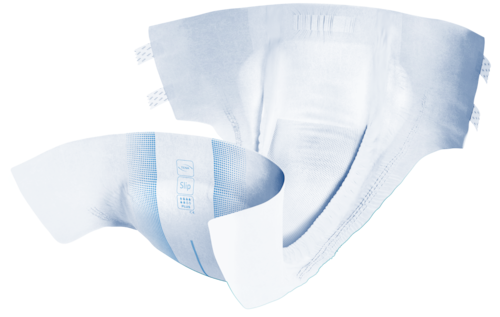 TENA Slip Active Fit Plus | Absorbent adult diaper with plastic back-sheet