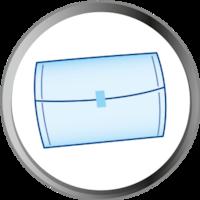 TENA Men Protective Shield | Individually wrapped