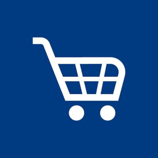 Nákupný košík e-shop