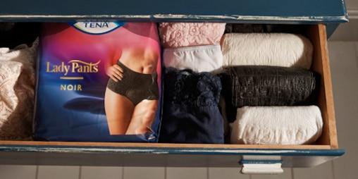 Nové TENA Lady Pants Noir