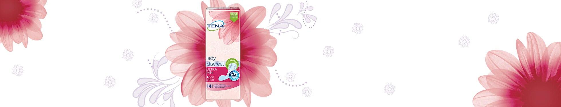 Produktbilde av TENA Lady Discreet Ultra Mini
