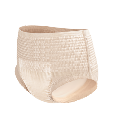 TENA ProSkin™ Protective Underwear for Women in feminine nude color