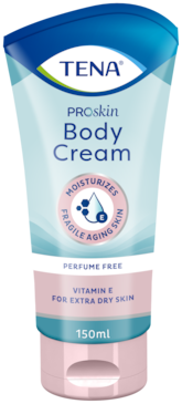 Krema TENA ProSkin Body Cream | Bogata vlažilna krema za izjemno suho kožo