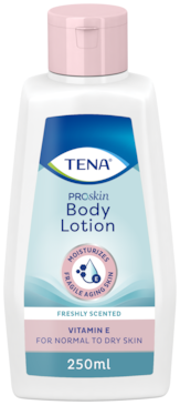 TENA ProSkin Body Lotion | Plejende bodylotion til normal til tør hud