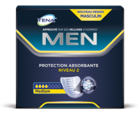 TENA MEN Protection absorbante Niveau 2