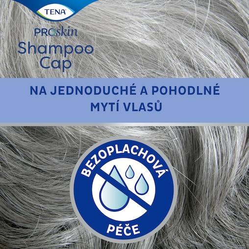 pohodlné mytí vlasů