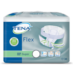 Photo du sachet TENA Flex Super