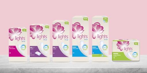 lights by TENAProduktsortiment