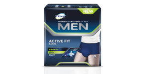 TENA Men Active Fit bilde av pakning