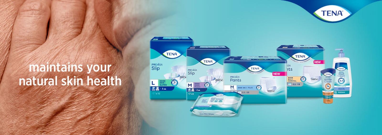 TENA Proskin product range