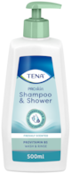 TENA ProSkin Shampoo & Shower | Combined shampoo and shower gel