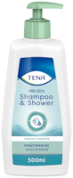 TENA ProSkin Shampoo & Shower | Gel doccia-shampoo combinato