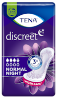 TENA Discreet Normal Night | Protection absorbante pour la nuit