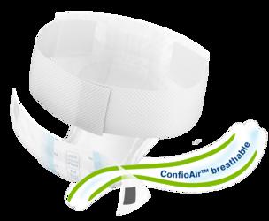 TENA Flex Plus con ConfioAir