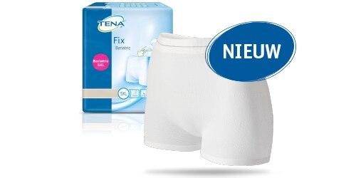 TENA Fix Bariatric producten en verpakking