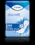 Packshot of TENA Discreet Extra Plus