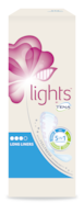 lights by TENA Long Liners-pakke