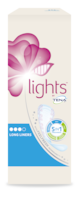 lights by TENA  Protège-slip Long
