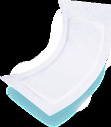 Couche rectangulaire TENA sans barrière