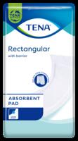 TENA Rectangular | Protezione assorbente per incontinenza con barriere