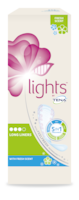lights by TENA <br/> Long Liners with fresh scent