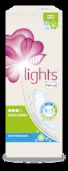 lights by TENA geparfumeerd inlegkruisje voor licht urineverlies