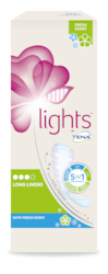 lights by TENA geparfumeerd inlegkruisje voor licht urineverlies