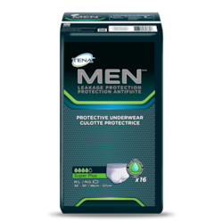 TENA® MEN™ Protective Incontinence Underwear Super Plus Absorbency