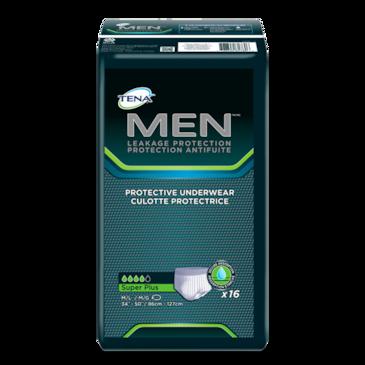TENA® MEN™ Protective Incontinence Underwear Super Plus Absorbency