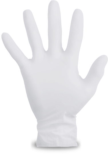 Klinion engångshandske