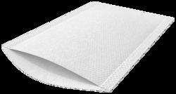 TENA ProSkin Wet Wash Gloves combineren de zachtheid van een vochtig reinigingsdoekje met het gemak van een washand
