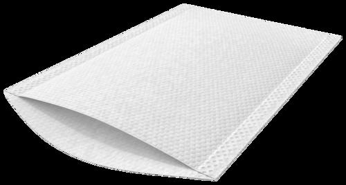 TENA ProSkin Wet Wash Gloves kombinieren die Sanftheit von Feuchttüchern mit dem Komfort eines Handschuhs