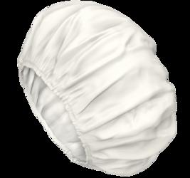 TENA ProSkin Schampomössa är förfuktad med fräscht doftande schampo och balsam