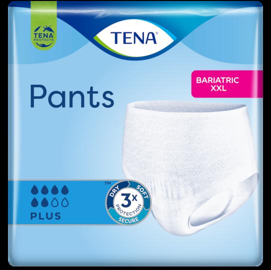 TENA Pants Bariatric Plus | Erwachsenenwindel für Menschen mit Adipositas