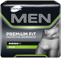 TENA Men Sous-vêtement Absorbant Premium Fit
