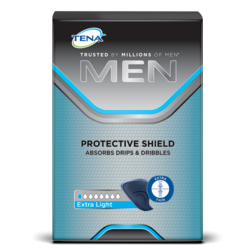 TENA Men Protective Shield Pack Shot
