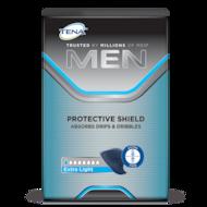 Zdjęcie opakowania męskich wkładek TENA Men