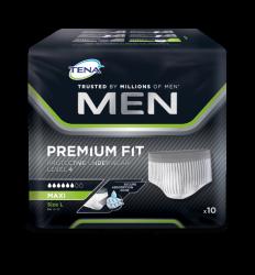 Photo du sachet TENA MEN Premium Fit Sous-vêtement Absorbant
