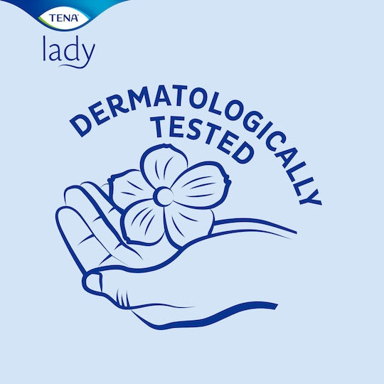 TENA Lady is dermatologisch getest