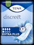 TENA Discreet Extra Plus | Huomaamaton ja varma inkontinenssisuoja naisille