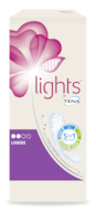 lights by TENA Liner for women with small urine leaks during and after pregnancy