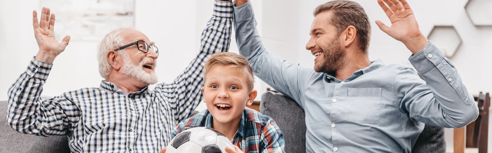 Os efeitos que a paixão pelo futebol provoca na sua saúde