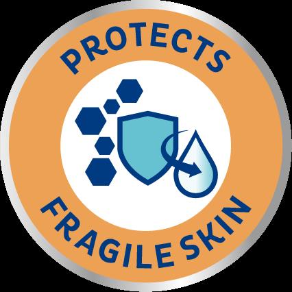 A TENA ProSkin krém megvédi a sérülékeny bőrt